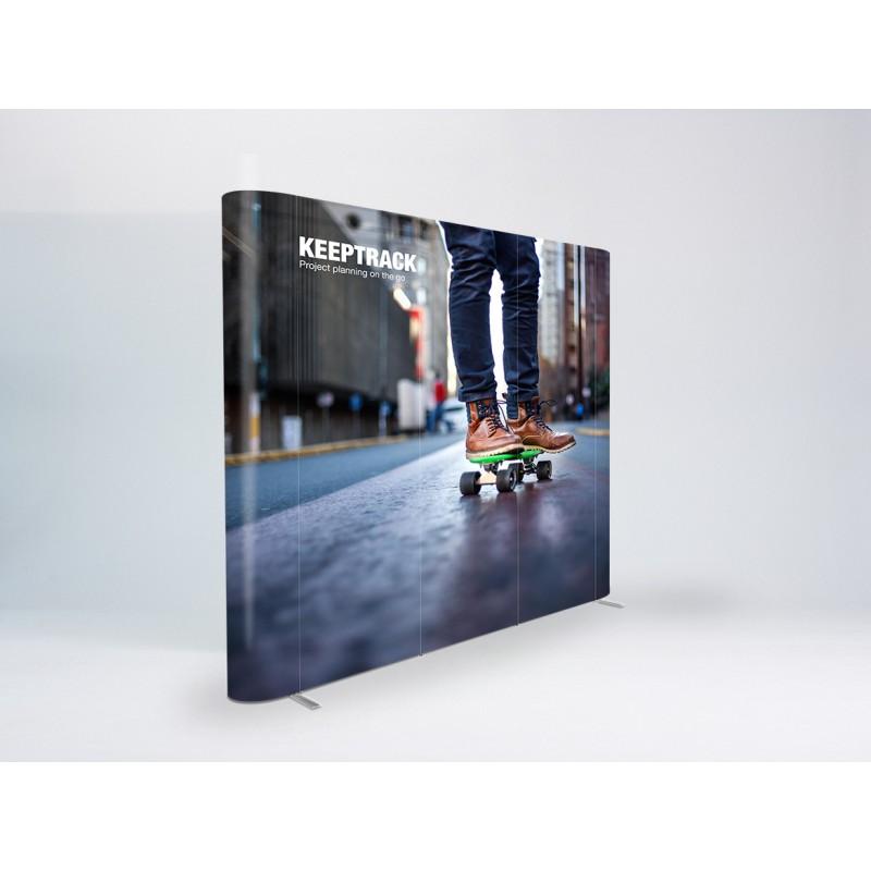 MediaWall 3x3 PodiumCase Komplett-Set