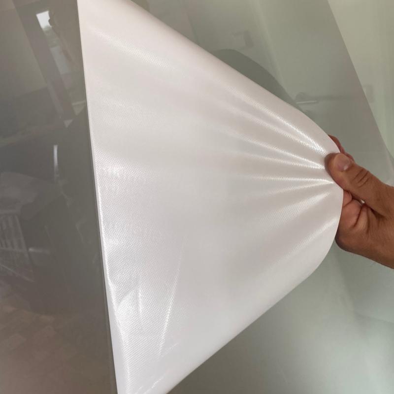 Fenster-/ Wandaufkleber mit Regeln