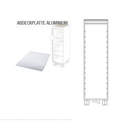 Abdeckplatte Aluminium für bordbar