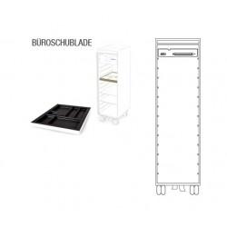 Büroschublade für bordbar