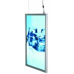 LED-Leuchtrahmen, doppelseitig