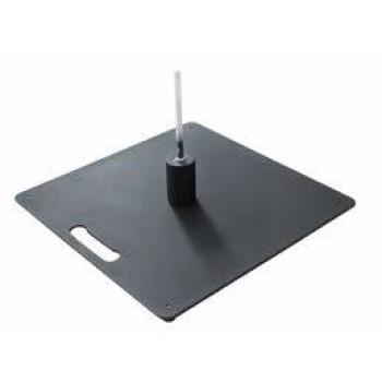 Bodenplatte 13 kg